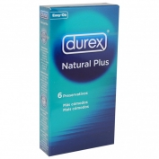 Durex Natural Plus*6