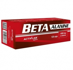 Beta Alanina 120 caps