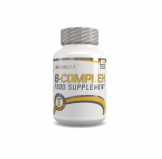 Vitamin B Complex 60 tabs
