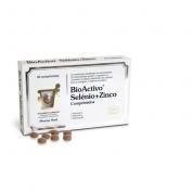 Bioactivo Selénio + Zinco 60 comp