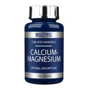 Calcium-Magnesium 100 cápsulas
