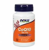 CoQ10 with Hawthorn Berry 100 mg