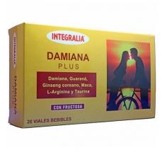 Damiana Plus 20 ampolas