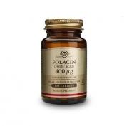 Folacin Folic Acid 400 mcg 100 tabs