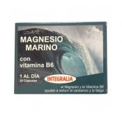Magnesio Marino c/ B6 30 caps