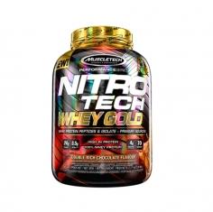 Performance Series Nitro-Tech 100% Whey Gold 5lb