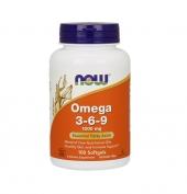 Omega 3-6-9 1000mg 100 softgels
