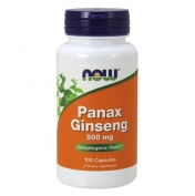 Panax Ginseng 500mg 100vcaps