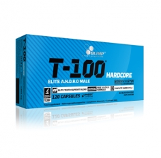 T-100 Hardcore 120 caps