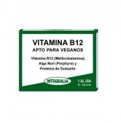Vitamina B12 (Metilcobalamina) Apto Veganos 30 cap
