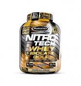 Nitro-Tech Whey + Isolate Gold 4 lb (1800g)
