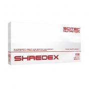 Shredex 108 caps